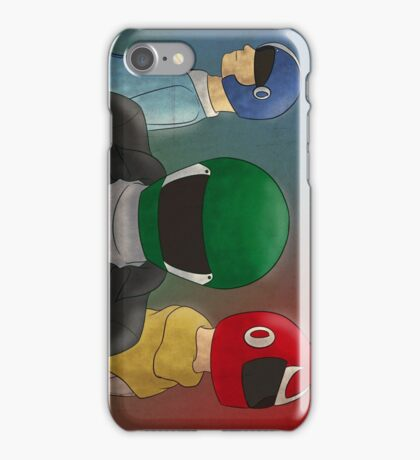 I Know A Hero Will Come iPhone Case/Skin