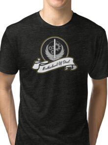 Brotherhood Of Steel Emblem Tri-blend T-Shirt