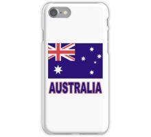 The Pride of Australia iPhone Case/Skin
