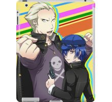 Kannao - Let's Fight Together iPad Case/Skin