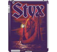 Styx band Ferryman tour 2016 AM4 iPad Case/Skin
