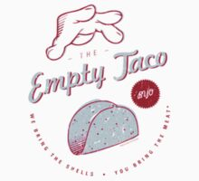The Empty taco Kids Tee