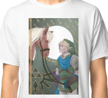 Link and Epona Classic T-Shirt