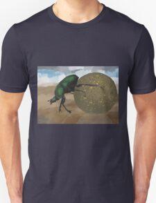 Beetle by Anne Winkler Unisex T-Shirt
