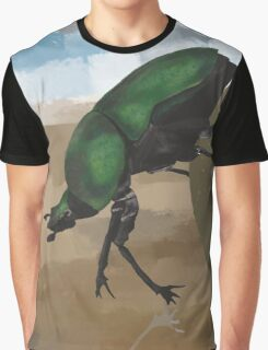 Beetle by Anne Winkler Graphic T-Shirt