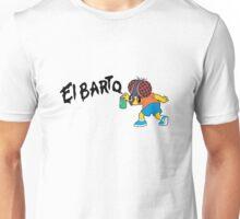 Fly Bart - El Barto Unisex T-Shirt