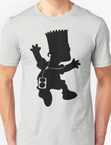 The Simpson - Bart Music T-Shirt