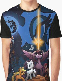 That's No Luna Graphic T-Shirt