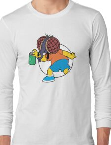 Fly Bart Long Sleeve T-Shirt