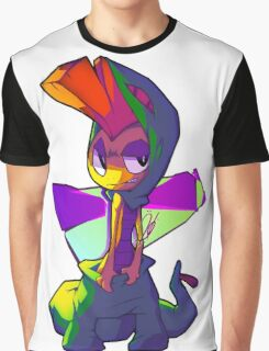 Shiny Scrafty Graphic T-Shirt