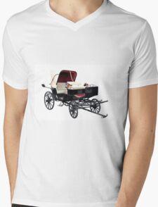old carriage Mens V-Neck T-Shirt