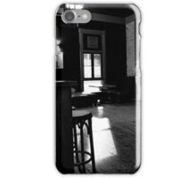 Thru' the window iPhone Case/Skin