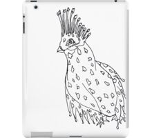 Exotic Bird iPad Case/Skin