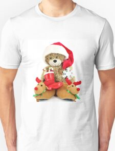 teddy-bear Santa Claus T-Shirt