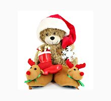 teddy-bear Santa Claus Unisex T-Shirt