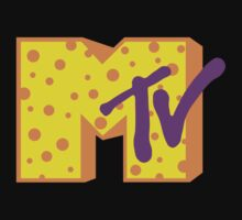 MTV Cheese Logo by bruceperdew