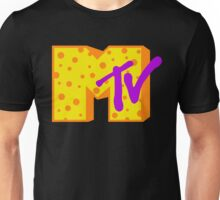 MTV Cheese Logo Unisex T-Shirt