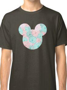 Mouse Ears - Bursting Blossoms Classic T-Shirt
