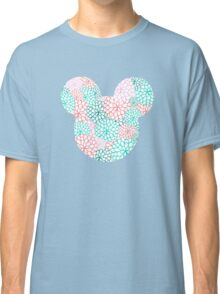 Mouse Ears - Bursting Blossoms Classic T-Shirt