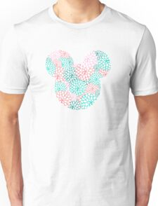 Mouse Ears - Bursting Blossoms Unisex T-Shirt