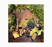 vineyard red and white wine Unisex T-Shirt