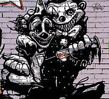 Crak tours- Street art from Bristol by TimConstable
