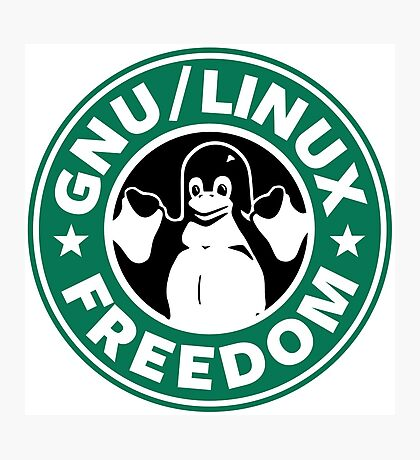 linux  Photographic Print