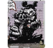 Crak tours- Street art from Bristol iPad Case/Skin