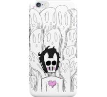 OFF - Zacharie iPhone Case/Skin