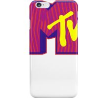 MTV Logo iPhone Case/Skin