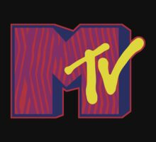 MTV Logo by bruceperdew