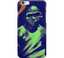 graffiti boy iPhone Case/Skin