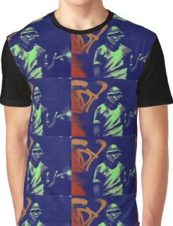 graffiti boy Graphic T-Shirt