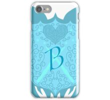 A Beauxbatons school crest. iPhone Case/Skin