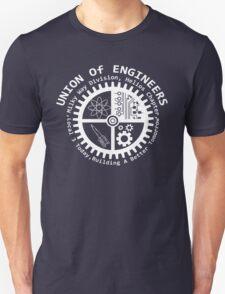 Union of mad engineers Unisex T-Shirt