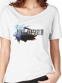 Final Fantasy XV Women's Relaxed Fit T-Shirt