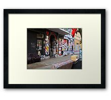 Berlin scene Framed Print