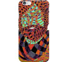 Jerry Garcia Psychedelic iPhone Case/Skin