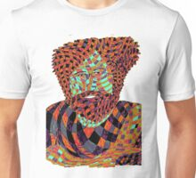 Jerry Garcia Psychedelic Unisex T-Shirt