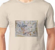 The Point of Confluence 1 Unisex T-Shirt