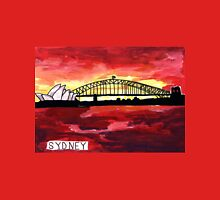 Sydney Sunset Unisex T-Shirt