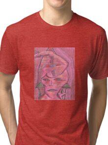 entrance Tri-blend T-Shirt