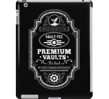 Vault Tec Premium Vaults iPad Case/Skin