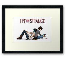 Life is Strange Framed Print