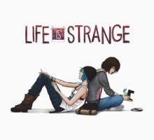 Life is Strange One Piece - Short Sleeve