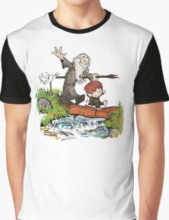 Hobbit O Graphic T-Shirt