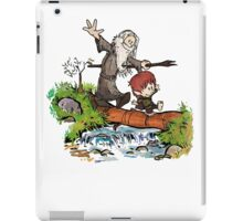 Hobbit O iPad Case/Skin