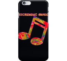 Psychedelic Rock 1 iPhone Case/Skin