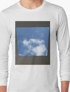 Skyspace by James Turrell (Yorkshire Sculpture Park) Long Sleeve T-Shirt