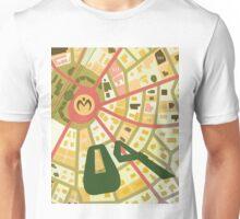 Morioh Town - JJBA Part 4 Unisex T-Shirt